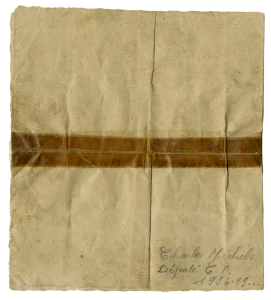 Dernière lettre de Charles MICHELS - Page 3 sur 3