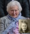 Odette Nilès, présidente de l'Amicale de Châteaubriant