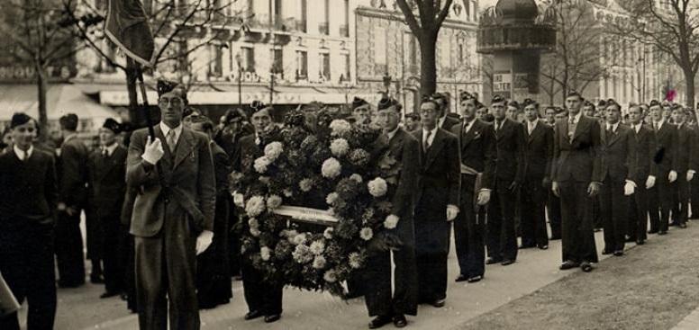 11 novembre 1940 Paris (1)