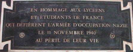 11 novembre 1940 Paris (3)