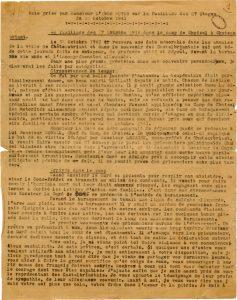 Tapucrit du témoignage de l'abbé Moyon - Page 1 sur 3