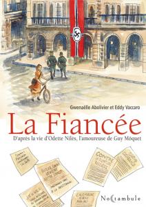 Couverture du roman graphique La Fiancée, de G. Abolivier et E. Vaccaro paru aux éditions du Soleil