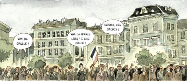Image extraite du livre La Fiancée, par Eddy Vaccaro